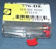 TURNTABLE STYLUS NEEDLE for SHURE RXT5 SHURE RXP3 SHURE RXT6 4776-DE 776-DE
