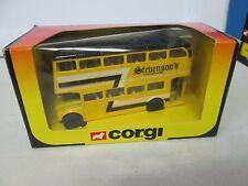 Corgi Double Decker Bus Stevenson's