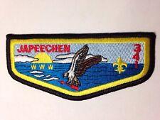 OA (BSA) Japeechen Lodge #341 - S16 Flap