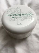 BeautiControl Spa Nourishing Eye Pads 30 Pads Soothing Cucumber USA Made