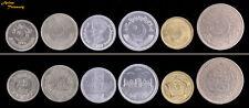 PAKISTAN 6 NEW CURRENT COIN SET 25,50 PAISA, 1,2,5 RUPEE COMMEMORATIVE 2015