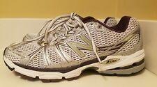 Women's New Balance 759 Country Walking Hiking Trail Shoes Sz 9.5 white & purplr