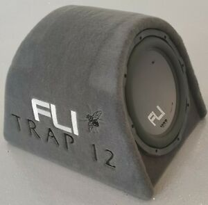 """FLI TRAP 12 (12"""") Subwoofer Power 1000 Watts - 300W RMS, Hurry Last one in Stock"""