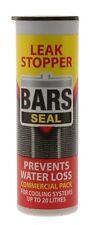 Bars Seal 50g Car Radiator Rad Cooling System Sealer Stop Leak Weld - 20 Litres