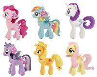 My Little Pony MLP glittery soft toy 27 cm cute cuddly animals Cuddly toy Kids