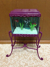 Barbie Doll Fashion Fever Fish Tank Aquarium Home Living Room Furniture Decor