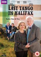 Last Tango in Halifax: Series 1 and 2 DVD (2014) Derek Jacobi cert 12 4 discs