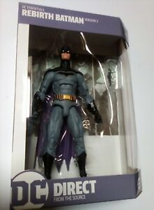 "Batman Rebirth Version 2 - DC Essentials - 7"" Figure DC Direct"