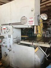 "Peerless 3000 MH 36"" Bandsaw Hydraulic Tilt Table & Blade Welder + Grinder Metal"