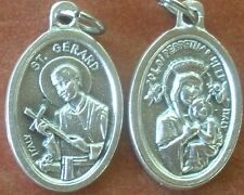 QUALITY St. Gerard Medal (Majella) Medal + OLO Perpetual Help / Pregnancy