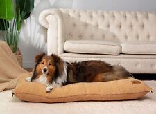 More details for acornpets® b102 premium quality large dog bed pet pillow fleece cushion 100x65cm
