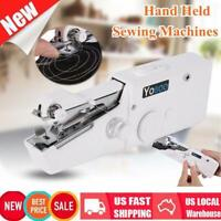 Mini Portable Smart Electric Tailor Stitch Hand-held Sewing Machine for Travel