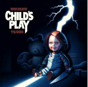 Child's Play - 2 x Complete Coloured Vinyl - Limited Edition - Joe Renzetti