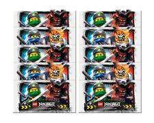 10 Booster - 50 Sammelkarten von Lego Ninjago Trading Cards Serie 3 aus 2018