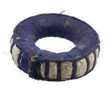 Singing Bowl Cushions Tibetan Ø11.5cm Antique Ring Carrier Sling Newari Blue