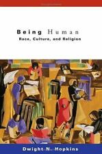 Being Human: Race, Culture, and Religion (Paperback or Softback)