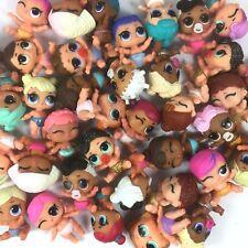 Lot 20pcs Lol Surprise Dolls Lil Sisters baby girl figure toy - random no repeat