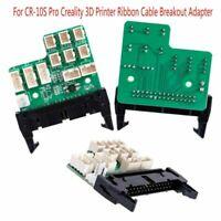 Für CR-10S Pro Creality 3D Drucker Flachbandkabel Breakout Adapter PCB Board Neu
