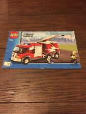Lego Set 7239 #1 City Manual Only