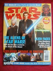 STAR WARS MAGAZINE - Feb/March, 2004 No.49