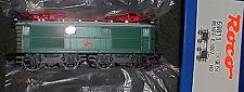Renfe Locomotora Eléctrica E 1002 Epoche II Sonido para Märklin Digital Roco