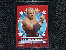 WWE Heritage III Trading Card Bobby Lashley Magnet # 6