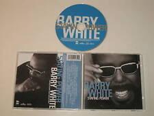 BARRY WHITE/VOTRE SÉJOUR POWER (BMG 82185 2) CD ALBUM