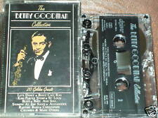 THE BENNY GOODMAN  COLLECTION CASSETTE 20track