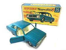 Matchbox Superfast 25 Ford Cortiina G.T. Vintage in original Box