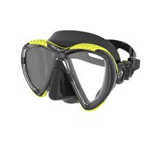 New ListingOceanic Discovery Mask - YellowBlack - Scuba Diving Snorkel Swim Dive Snorkeling