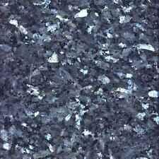 Granit Treppe Trittstufe inkl. Stellstufe - Blue Pearl GT