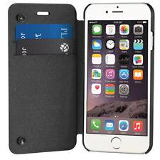 STM FLIP FOLIO CARD WALLET CASE FOR iPHONE 6 + PLUS/6S + PLUS BLACK