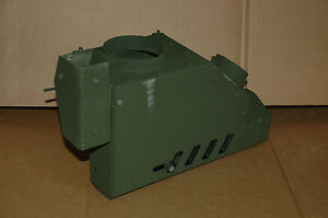 cab heater, divirter housing mil. HMMWV 2510-01-184-5497