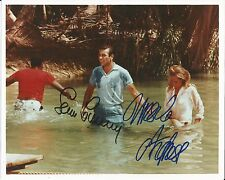 Hand Signed 8x10 photo SEAN CONNERY URSULA ANDRESS DR NO - BOND + RR Auction COA