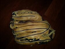 "Mizuno Gfn 1201 Professional Model 12"" Leather Baseball Glove- R/H Thrower"