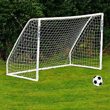 FX- Full Size Football Net for Soccer Goal Post Junior Sports Training Low-Cost
