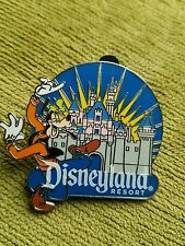 Disneys Goofy Celebrate Everyday Sleeping Beauty's Castle Starter Pin