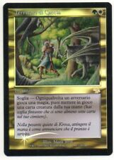 MTG Italian Foil Hunting Grounds Judgment NM-