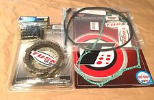 Honda TRX 250R FOURTRAX 1986–1987 Tusk Clutch, Springs, Cover Gasket & Cable Kit