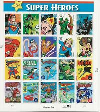 2006 39 cent Super Heroes full Sheet of 20 Scott #4084, Mint NH