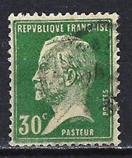 Frankreich 1923 Art Pasteur Yvert Nr. 174 entwertet 1. Auswahl (1)