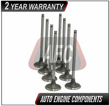 Exhaust Valve Set For Acura Honda Accord Civic 2.0 2.3 2.4 L DOHC  #7114-8
