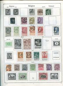 KABE Briefmarkenalbum Jugendausgabe Alle Welt 1849 - 1961 mit ca. 1470  Marken