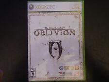 The Elder Scrolls IV: Oblivion (Microsoft Xbox 360, 2006)