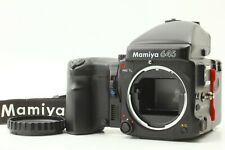 [Near MINT] Mamiya 645 Pro TL Body + AE Prism Finder + Strap From Japan