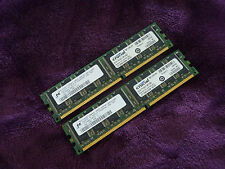 2GB Kit Micron MT16VDDT12864AY-40BD3 PC3200U DDR Non-ECC Desktop Memory