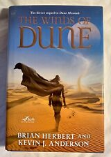 The Winds of Dune - Hardcover - 1st Edition - Brian Herbert - Kevin J. Anderson