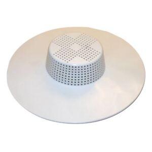 2Pk Drain Filter Sink Hair Trap Bath Snare Shower Strainer Plug Hole Basin Cover