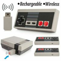 Mini Wireless Gamepad Game Controller Joypad For Nintendo NES Classic Console BE