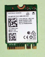OriginaI Intel Dual Band Wireles AC8265 Model 8265NGW  867Mbps M.2 BT4.2 08F3Y8